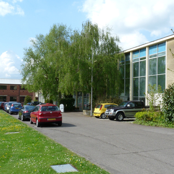 Office space in Cheltenham Film & Photographic Studios Arle Court, Hatherley Lane